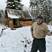 Первый снег :: Юрий Михайлов