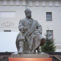 Гиляровский - истинный москвич :: Дмитрий Никитин