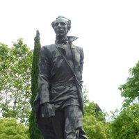 Памятник Н.А. Островскому в Сочи. :: Наиля