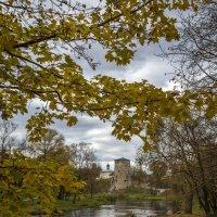 Осень. Гремячая башня. :: Виктор Грузнов