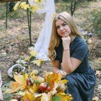 осенняя фотосессия :: Yana Odintsova