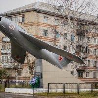 Памятник погибшему экипажу СУ-24М :: Ирина Антоновна