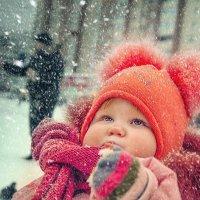 Зимняя прогулка :: Ирина Демидова