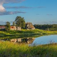 Старый дом. :: Николай