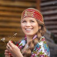 Русская краса :: Фотостудия Объективность