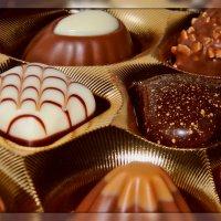 Всем шоколадно-хорошего настроения ) :: *MIRA* **