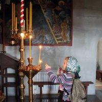 Юная паломница :: Ольга Крулик