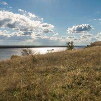 Осень на Волге :: Андрей ЕВСЕЕВ