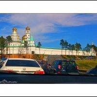 Ново-Иерусалимский монастырь.Истра. :: Григорий Кучушев