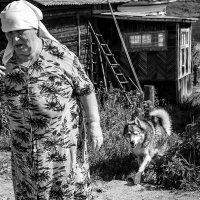Село Нюхча :: Людмила Синицына