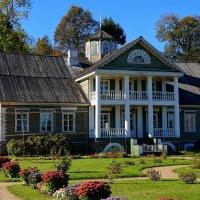 Ганнибалов дом :: Ирина Шурлапова