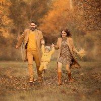 Осень, как всегда, пунктуальна :: Екатерина Крутикова