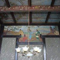 Росписи потолка вестибюля :: Елена Павлова (Смолова)