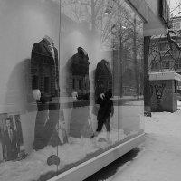 За стеклом :: Ирина Сивовол