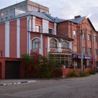 Дом на Скоморошинской :: Александр Буянов