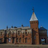 Здание Областного театра кукол,Кострома :: Сергей Цветков