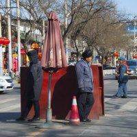 Улицы Пекина :: Юля Мельникова
