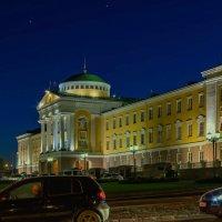 Президентский дворец. Ижевск – город в котором я живу! :: Владимир Максимов