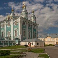 Кафедральный собор Успения Пресвятой Богородицы г. Смоленск :: Олег Козлов