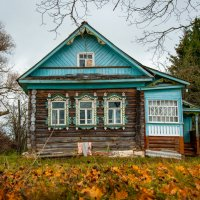 Осенний теремок :: Alexander Petrukhin