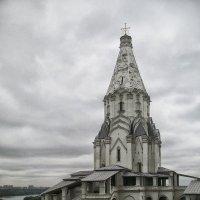 Церковь Вознесения Господня.1528—1532 г. :: Larisa