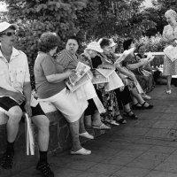 Пенсионеры :: Артемий Кошелев