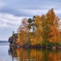 Синара осенью :: Светлана Игнатьева