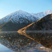 Озеро Кара-Суу Кыргызстан :: Maxim Claytor