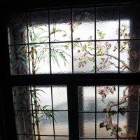 Окна в вестибюле особняка Зиночки Ушковой :: Елена Павлова (Смолова)