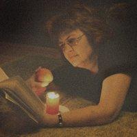 Женщина читает :: Наталия П