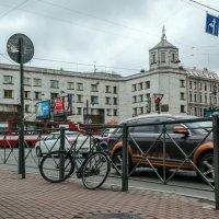 """"""" Я был вчера в огромном городе... """" :: Константин Бобинский"""