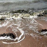 Море влонуется :: Svetlana Lyaxovich