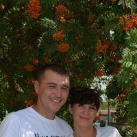 свадьба в августе :: Ольга Русакова