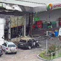 после взрыва :: Александр Корчемный