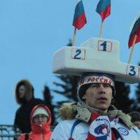 Болеем за Россию! :: Lu Clever