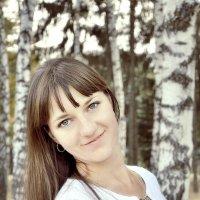 осенний пленэр :: Мария Климова