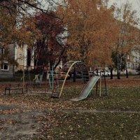 детская площадка :: Юлия Денискина