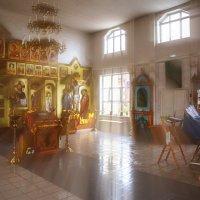 Молитва Вам в помощь :: Андрей Качин