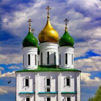 Успенский кафедральный собор г.Коломна :: Алексей Королёв