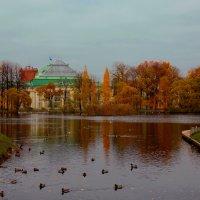 Таврический сад :: Александра Кускова