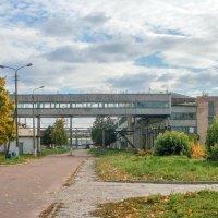 Индустриальный пейзаж :: Сергей Тарабара