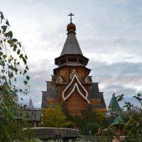 Храм Святителя Николая. :: Oleg4618 Шутченко