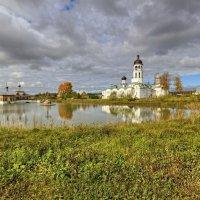 Иоанно-Богословский Савво-Крыпецкий монастырь :: Константин