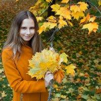 Осень... :: Райская птица Бородина