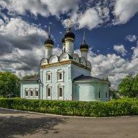 Храм Покрова Пресвятой Богородицы в Братцево :: mila
