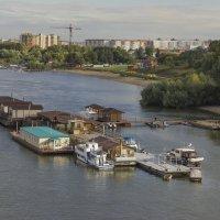 Вид с Бугринского моста :: Дима Пискунов