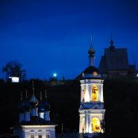Церковь в Плесе :: Сергей Тагиров
