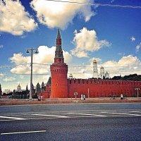 Москва, Красная площадь :: Любовь