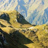 Лучше гор бывают только горы! :: Елена Ом