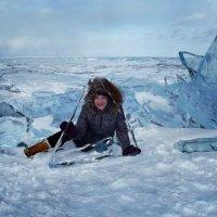 Через зеркало байкальского льда :: Нина